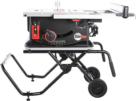 SawStop JSS-MCA Jobsite Saw with Mobile Cart