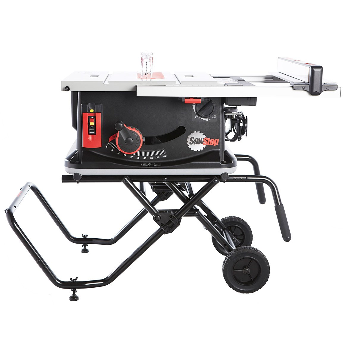SawStop JSS-MCA Legacy Jobsite Saw with Mobile Cart