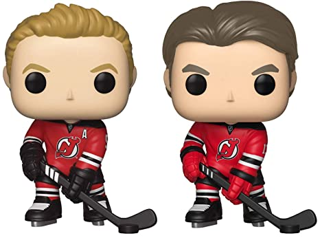 sale retailer 05dab 596d3 Amazon.com: Funko Pop! NHL: New Jersey Devils Collectible ...