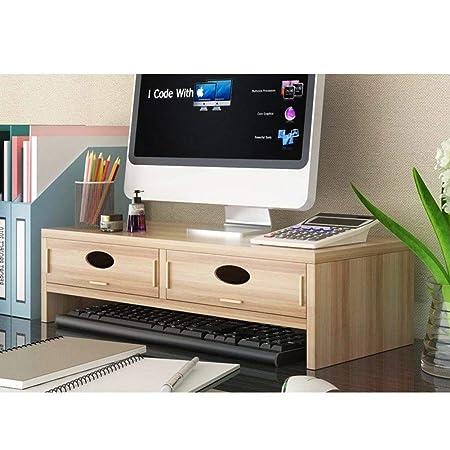 Monitor De Ordenador Riser 2 Woody Soporte De Monitor De ...