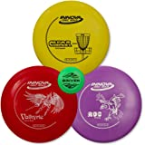 Driven Disc Golf Starter Set - Perfect for Beginners - Includes a FREE Mini Disc and a 100% Satisfaction Guarantee
