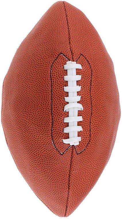 CUTICATE Balón de fútbol Americano Ideal para Escuela, Camping ...