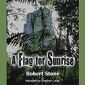 A Flag for Sunrise Audiobook