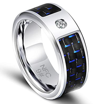 Amazoncom NFC Smart Ring Magic Wearable Universal For All Android