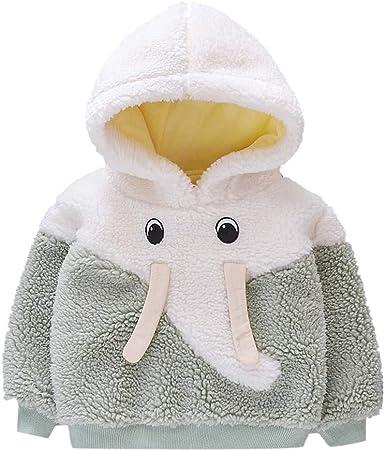 SUPEYA Toddler Baby Girls Winter Warm Down Coat Long Sleeve Hooded Jacket Outwear