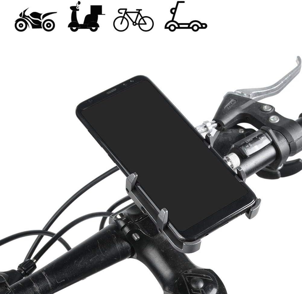 Soporte de c/ámara de aleaci/ón de Aluminio VGEBY1 Soporte para Bicicleta Soporte de Linterna Manillar de extensi/ón Soporte de c/ámara de acci/ón