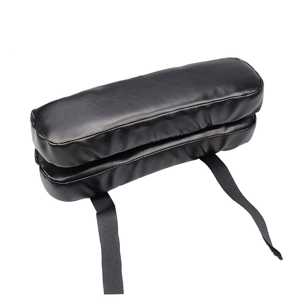 Hangang Chair Armrest Pads and Memory Foam Elbow Pillow for Forearm Pressure Relief,Universal Chair Arm Cover,for Home and Office by hangang (Image #7)