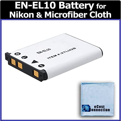 Review EN-EL10 Long Life Battery