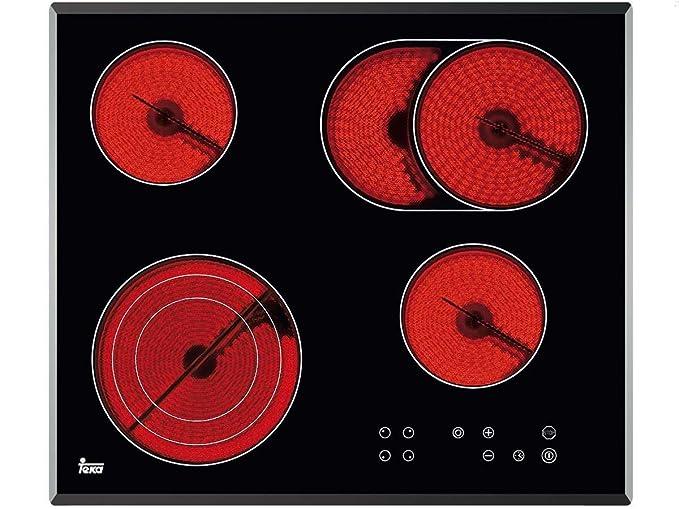 Teka TR 642 Select vitrocerámica Autark: Amazon.es: Grandes ...