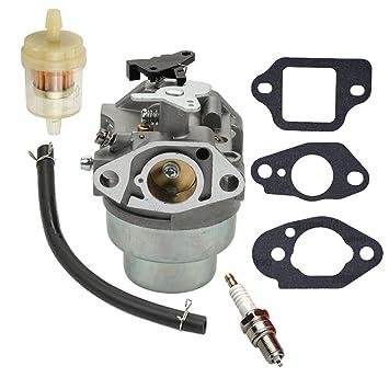amazon com panari gcv160 carburetor fuel filter spark plug forHonda Gcv160 Fuel Filter Location #10