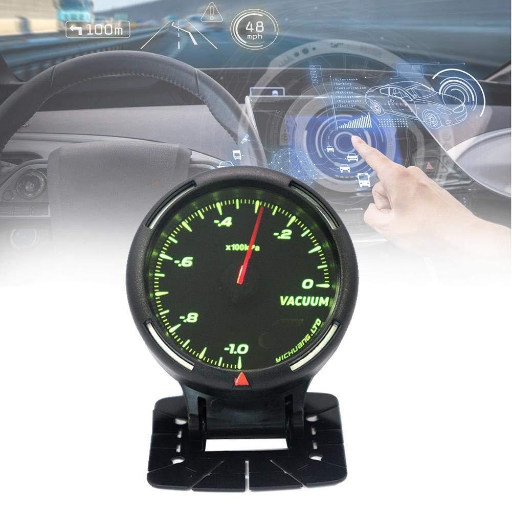 Oddity manómetros 12 V Car Racing Utilidad Vacuum Gauge para ...