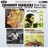 3 Classic Albums Plus - Johnny Hodges - In Tender Mood / Strings Play Pretties / Gershwin