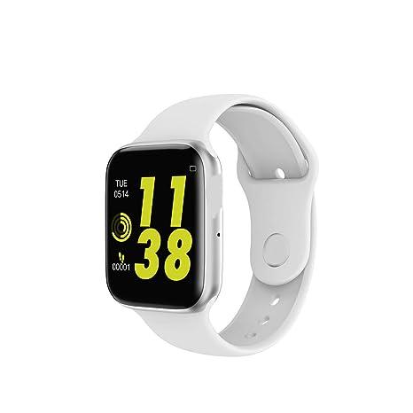 Amazon.com: Reloj inteligente para hombre con ritmo cardíaco ...