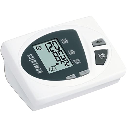 Amazon.com: HoMedics BPA-040 Automatic Blood Pressure Monitor: Health & Personal Care