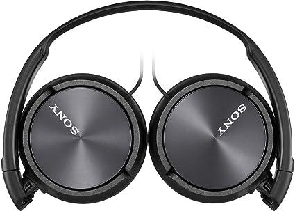 Sony Mdr Zx310ap Kopfhörer Schwarz Elektronik
