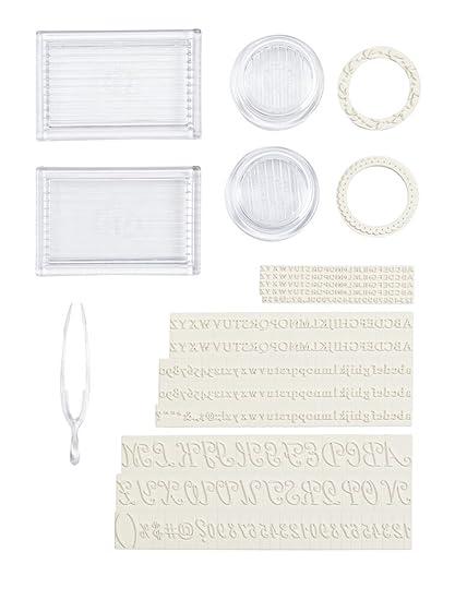 Amazon Martha Stewart Crafts Your Own Stamp Set Arts