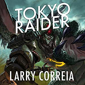 Tokyo Raider Audiobook