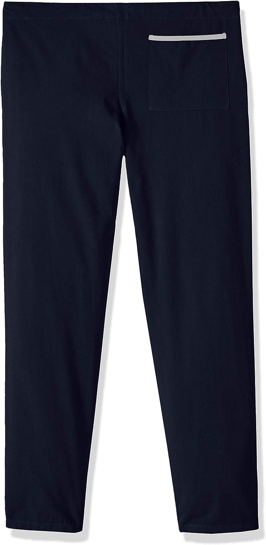Blue Scrub Dudz  NFL Solid Scrub Pants Seattle Seahawks Medium
