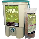 amazon com green cycler kitchen compost starter bin