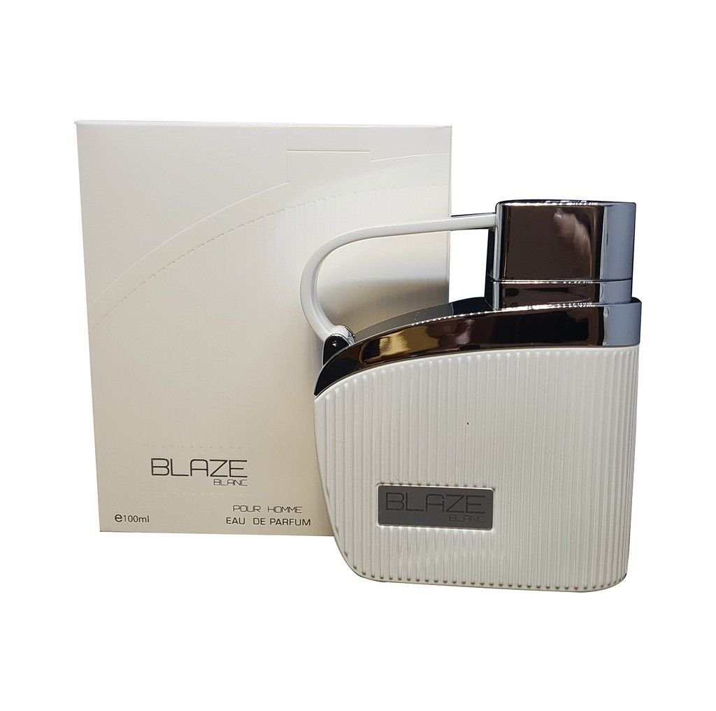 Blaze Blanc By Rich & Ruitz Men 3.4 Eau De Parfum Spray