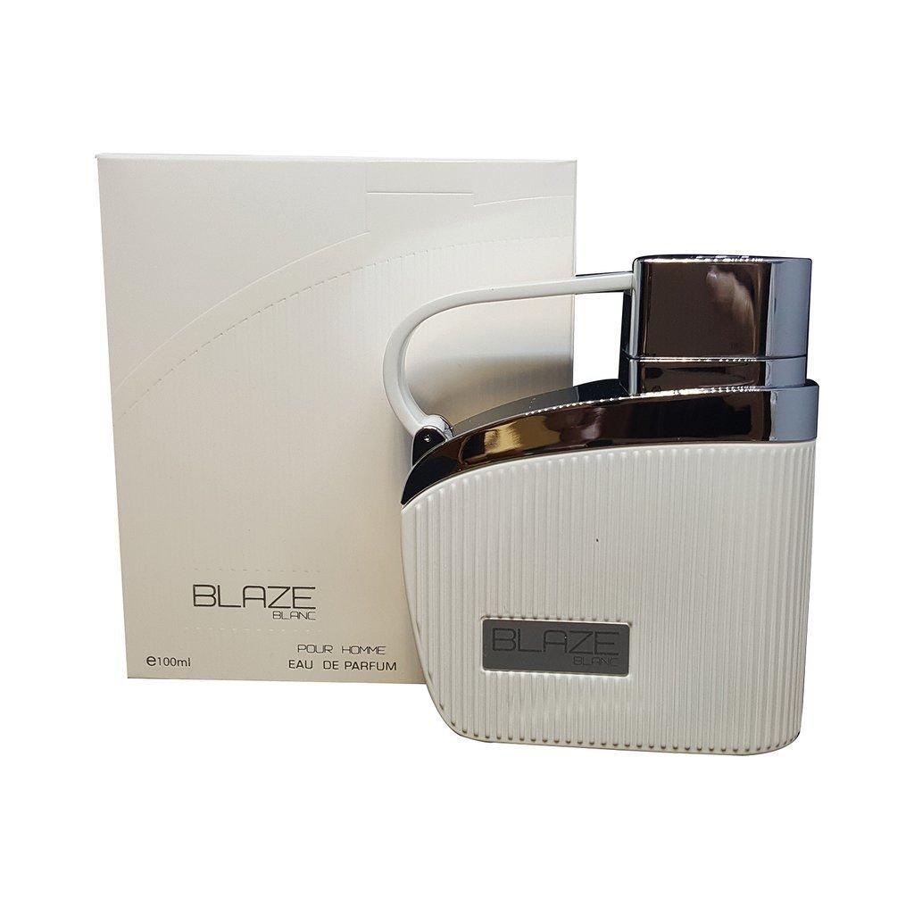 Blaze Blanc By Rich & Ruitz Men 3.4 Eau De Parfum Spray