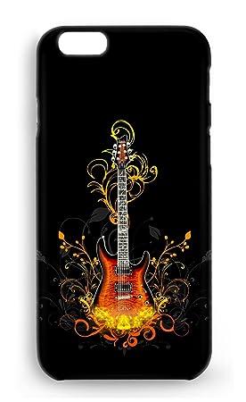 Funda carcasa guitarra para Iphone 7 PLUS 7PLUS plástico ...