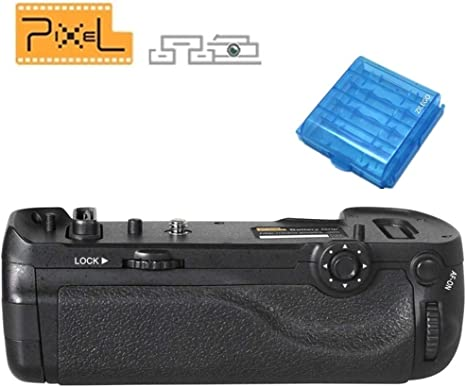PIXEL MB-D18 Empuñadura de Batería para Nikon D850 Cámara ...