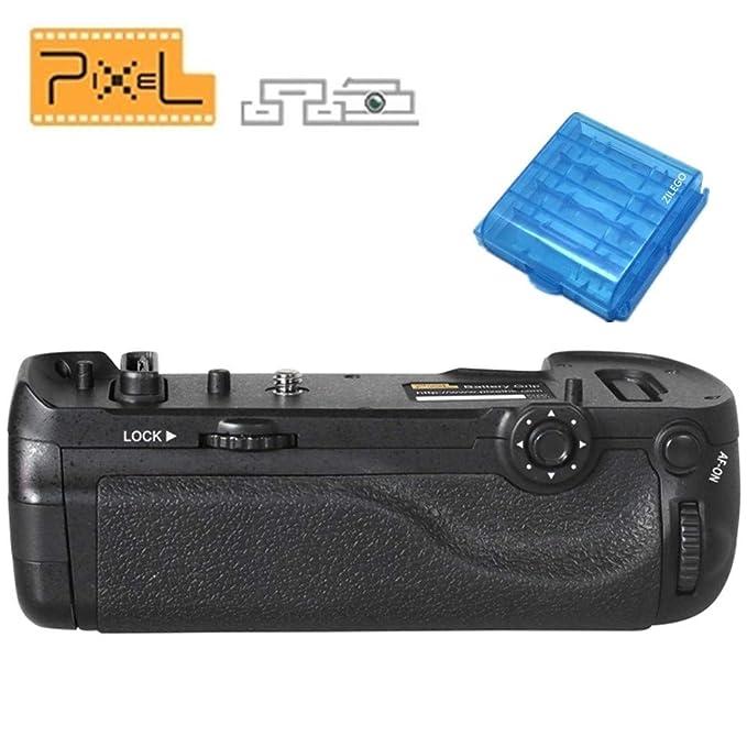 12 opinioni per Pixel MB-D18 Impugnatura Porta Batteria Battery Grip per Nikon D850 sostituzione