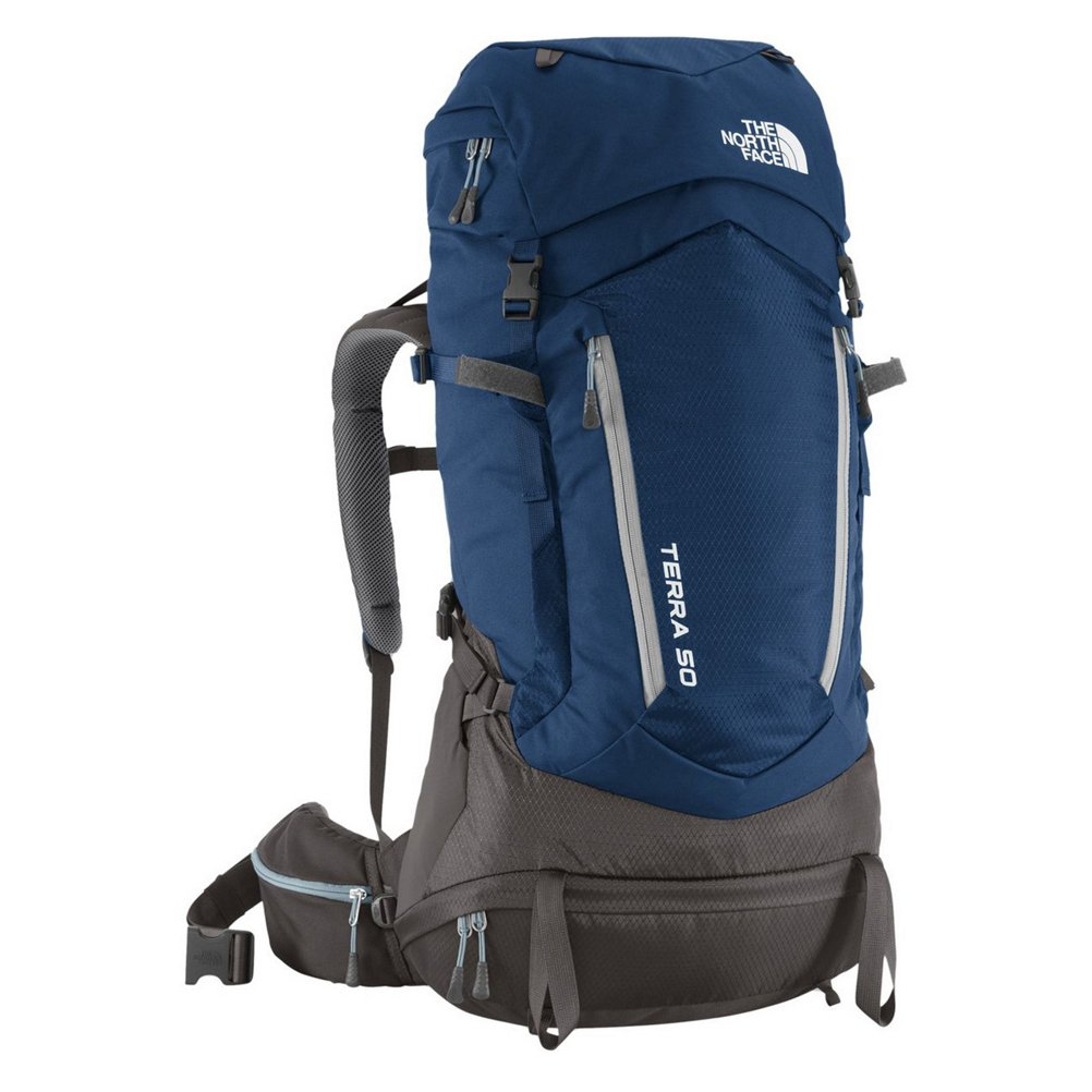 The North Face Terra 50 Backpack 2016 Small-Medium//Estate Blue-Mid Grey