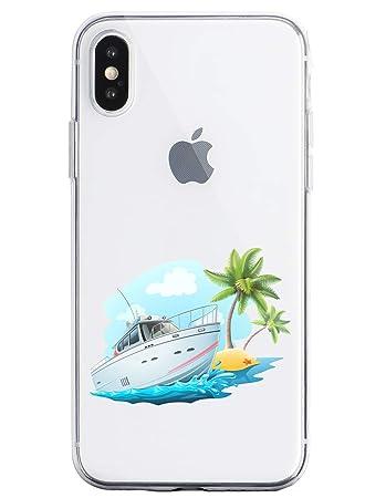 Oihxse Funda iPhone XS MAX/iPhone 10 Plus, Ultra Delgado ...