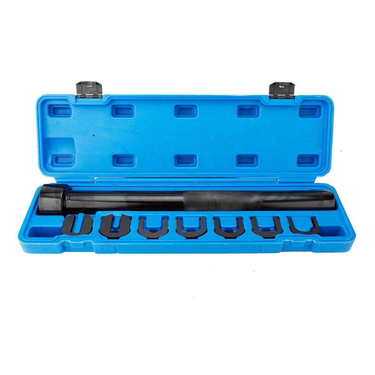 8MILELAKE Inner Tie Rod Removal Tool Set Car Auto Mechanics Inner Tie Rod Tool by 8MILELAKE