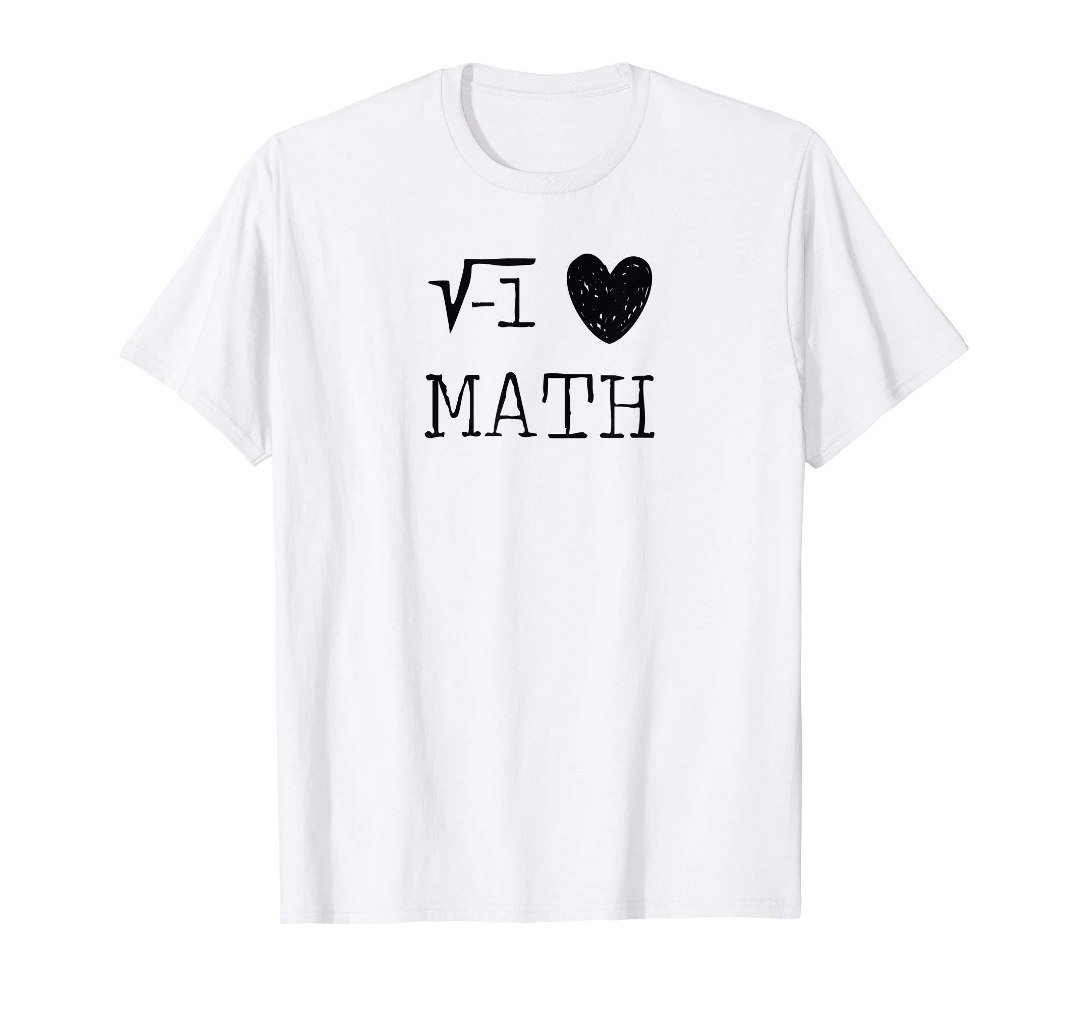 aa8e4075e3 Amazon.com: Funny Math T-shirts