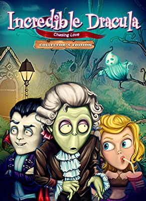 Incredible Dracula: Chasing Love Collector's Edition [Download]