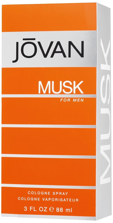 Jovan Musk by Jovan for Men - 3 oz EDC Spray Coty 126618 JOV47124_-88 ml