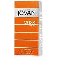 Jovan Musk Cologne Spray 88 ml