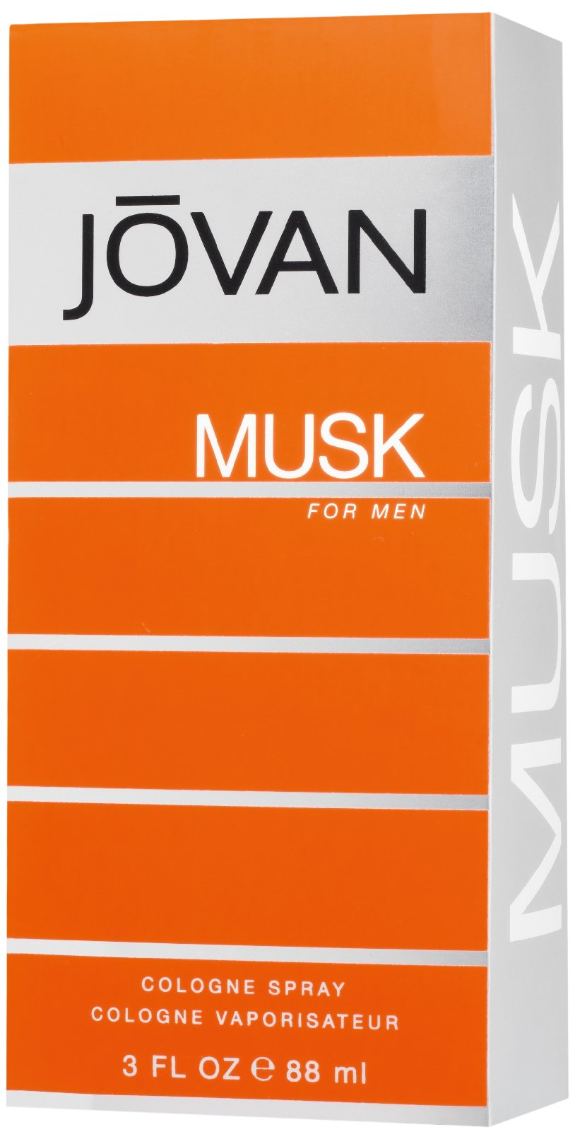 Jovan Musk By Jovan For Men Cologne Spray 3 Ounce Bottle