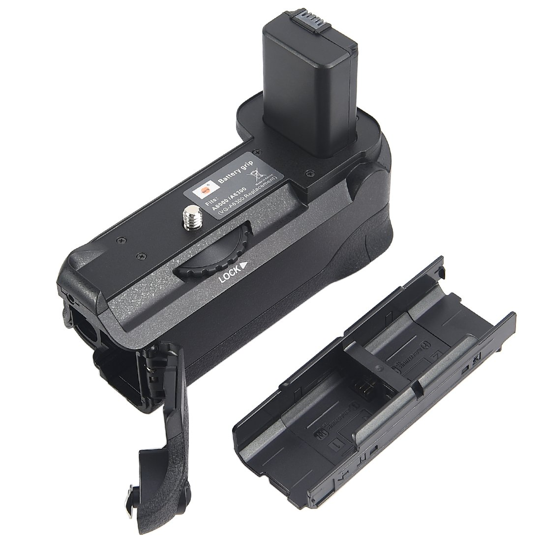 DSTE Pro VG-6300 Vertical Battery Grip For SONY A6300 A6000 Digital Camera