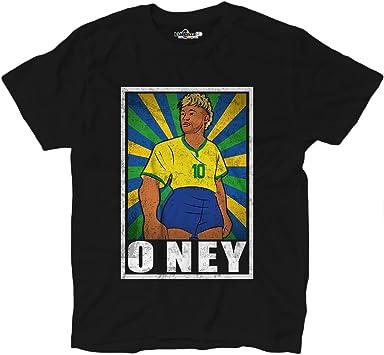 KiarenzaFD T-Shirt Fu/ßball Zlatan Svezia Ibrahimovic 10 Nazionale Fenomeno Bomber Shirts