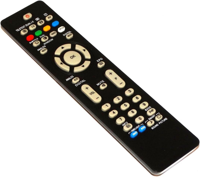 AERZETIX: Mando a Distancia para televisor Compatible con Philips ...