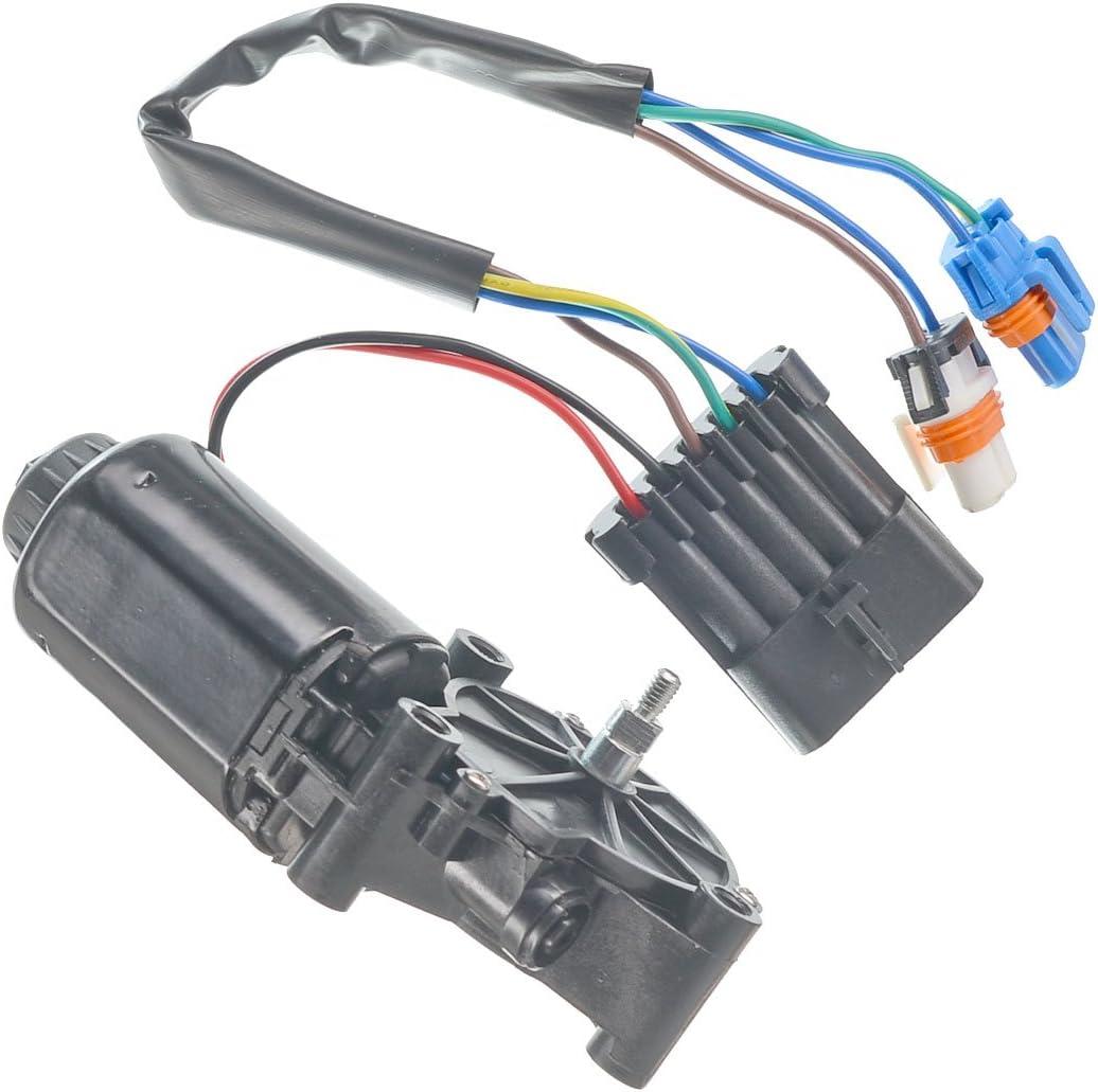 Front Left Driver Side Headlamp Headlight Motor for Chevrolet C5 Corvette 2000-2004 5 Pins