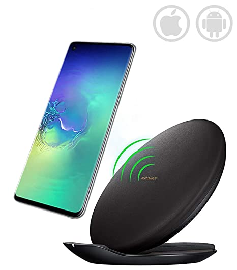 Amazon.com: Fast Wireless Charger, Wireless Charging Pad ...