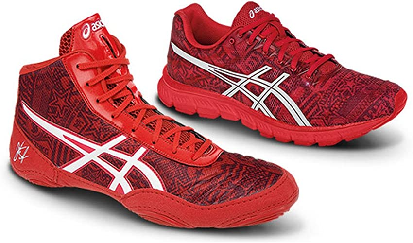 ASICS All I See Is Gold JB Elite Training and Wrestling Shoes