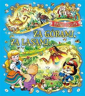 Bajki I Kolorowanki Fairy Tales With Coloring Pages Bilingual