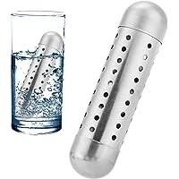 Filtro purificador de agua al aire libre portátil, Agua alcalina portátil Ionizador Hidrógeno Minerals Wand Filtro de…