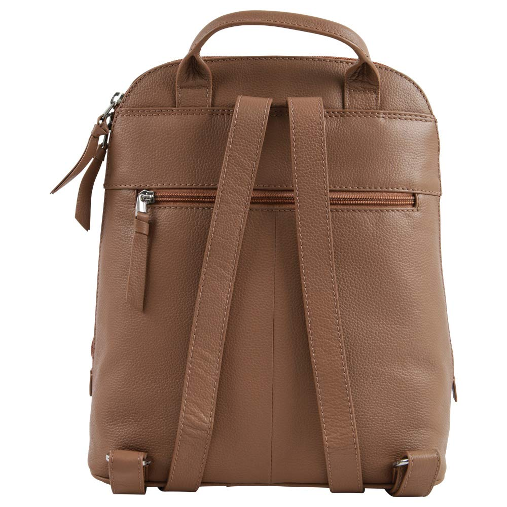 BREE Damen Cary 4 Beige Toasted Coconut 32x12.5x27 cm Backpack W18 Tote