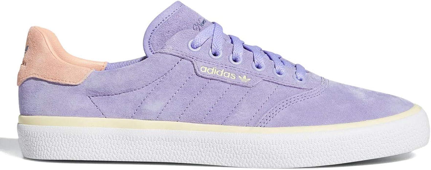adidas x Nora 3MC Chaussures pour Femme Violet ClairRose