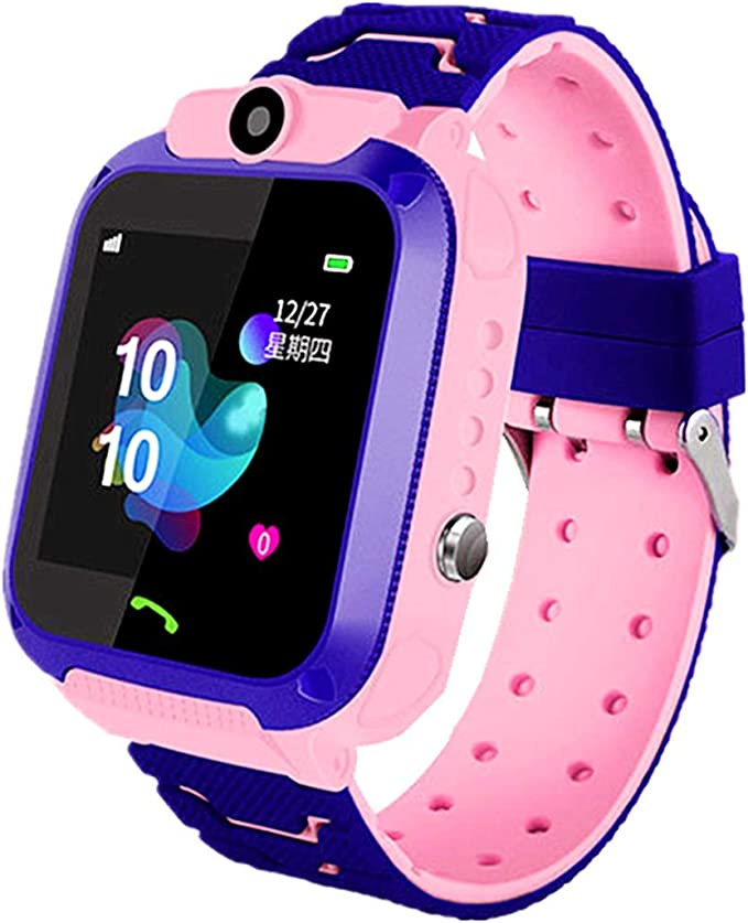 Linyingdian Smartwatch IP67 para Crianças de 3 a 12 anos