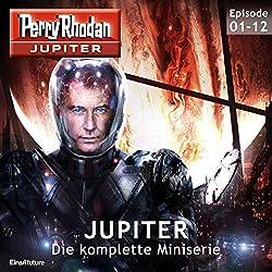 Perry Rhodan Jupiter: Die komplette Miniserie