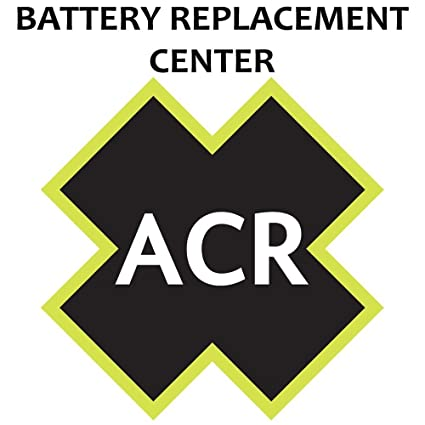 ACR Authorized Epirb 2777 Battery Replacement Service.
