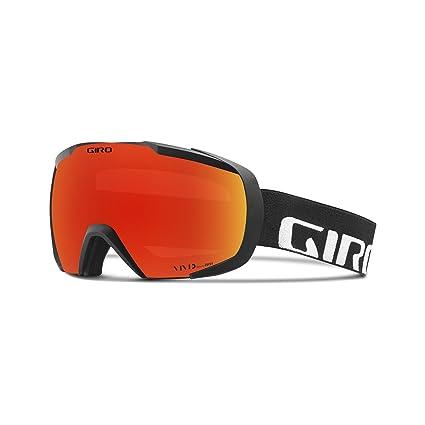 3a749929a29 Amazon.com   Giro Onset Snow Goggles Black Wordmark - Vivid Ember ...
